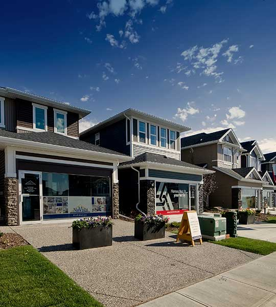 Visit A Showhome
